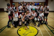 The Kootenay Kannibelles are gearing up for some high-calibre derby in Edmonton.